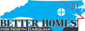 better homes for nc logo